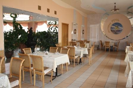 Ресторан «Русь» (Кириллов)