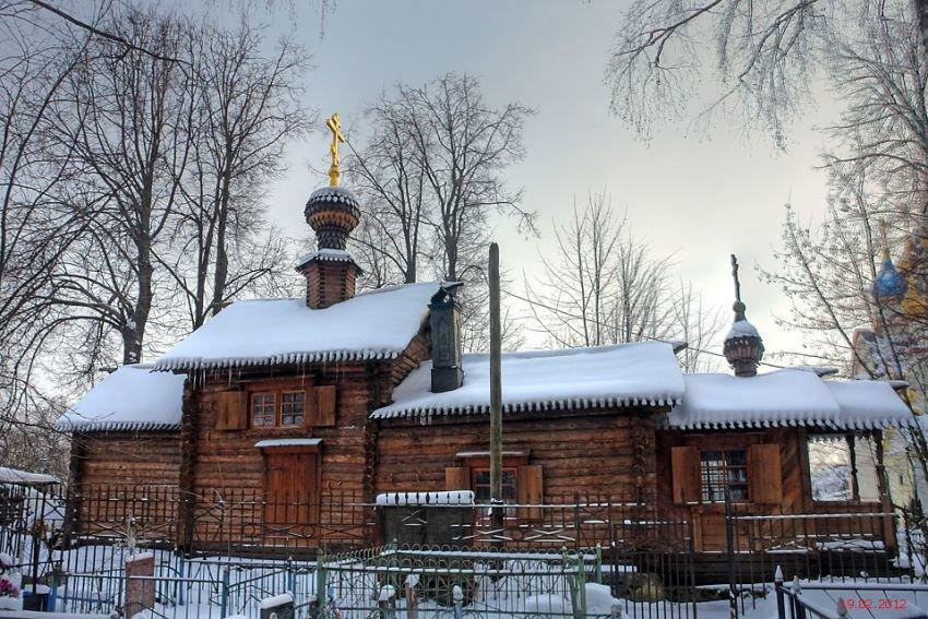 Церковь Георгия Победоносца (Долгопрудный)
