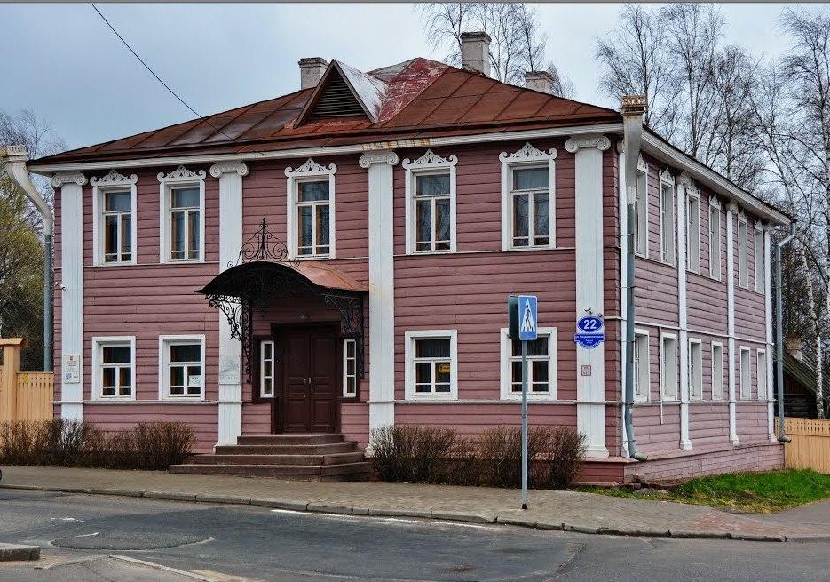 Дом-музей художника-баталиста В. В. Верещагина (Череповец)