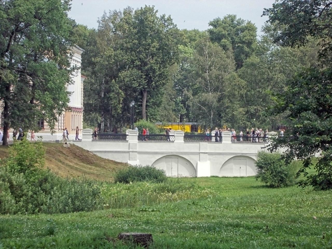 Соборный (Никольский) мост (Углич)