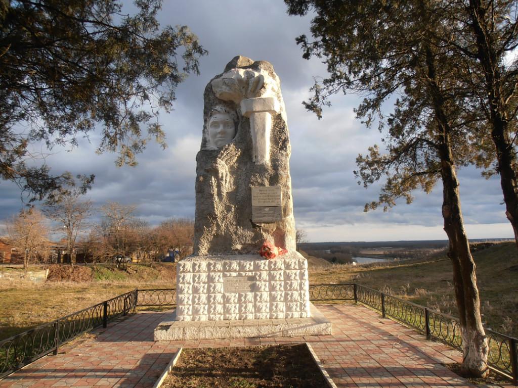 Памятник Мусе Пинкензону (Усть-Лабинск)