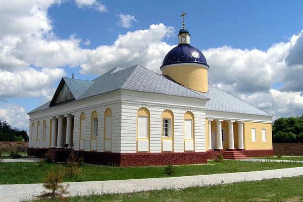 Николо-Крупицкий женский монастырь (Батурин)