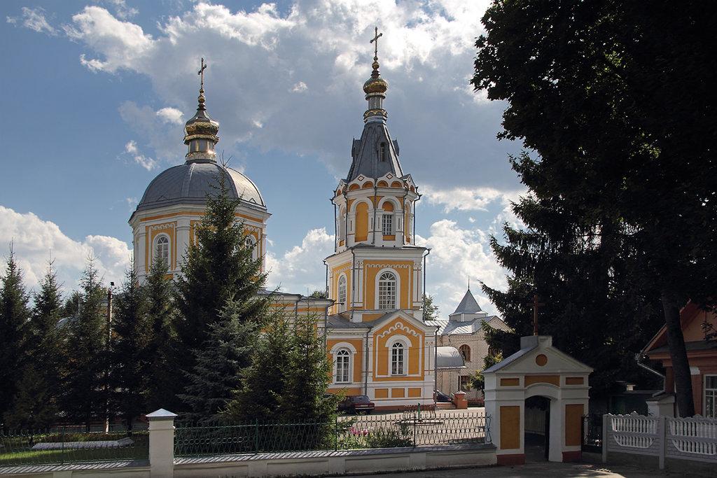 Чудо-Михайловская церковь (Новозыбков)