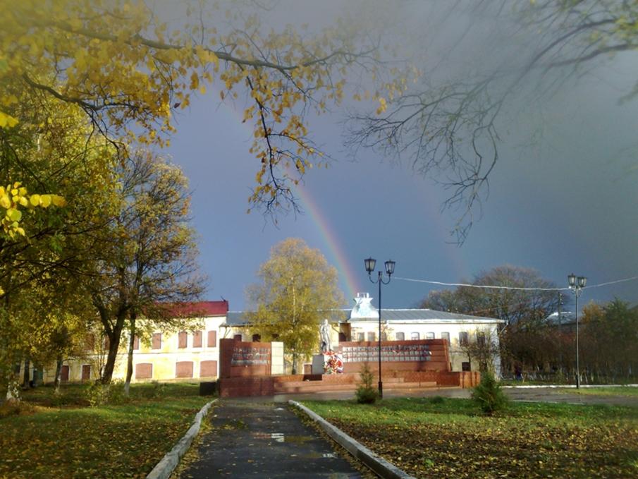 Корнильево-Комельский монастырь (Грязовец)