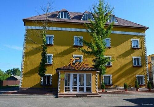 Гостиница «Огарёвский дворик» (Белоомут)