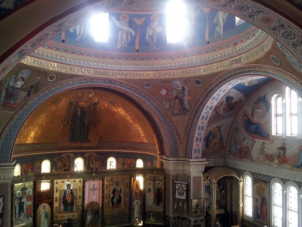 Свято-Елисаветинский монастырь (Минск)