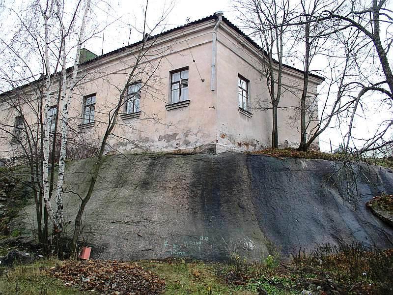 Дом на скале (XVI) (Выборг)