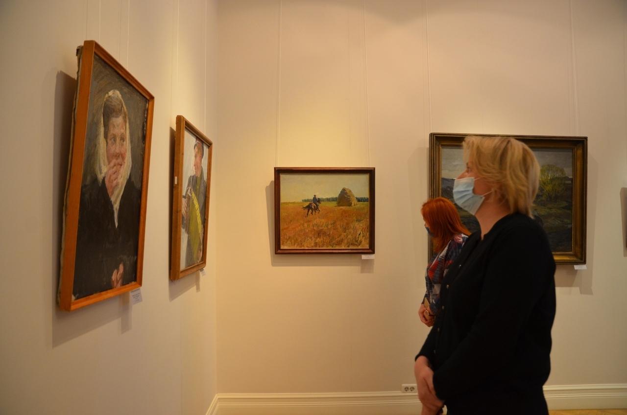 Картинная галерея народного художника СССР А. А. Пластова (Ульяновск)