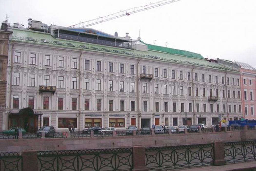 Дом Елисеевых (Санкт-Петербург)