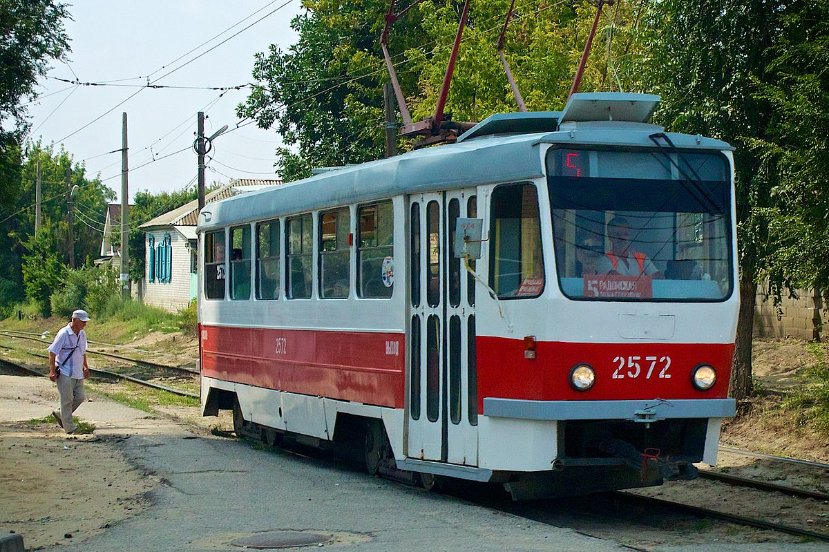 Музей электротранспорта Волгограда (Волгоград)