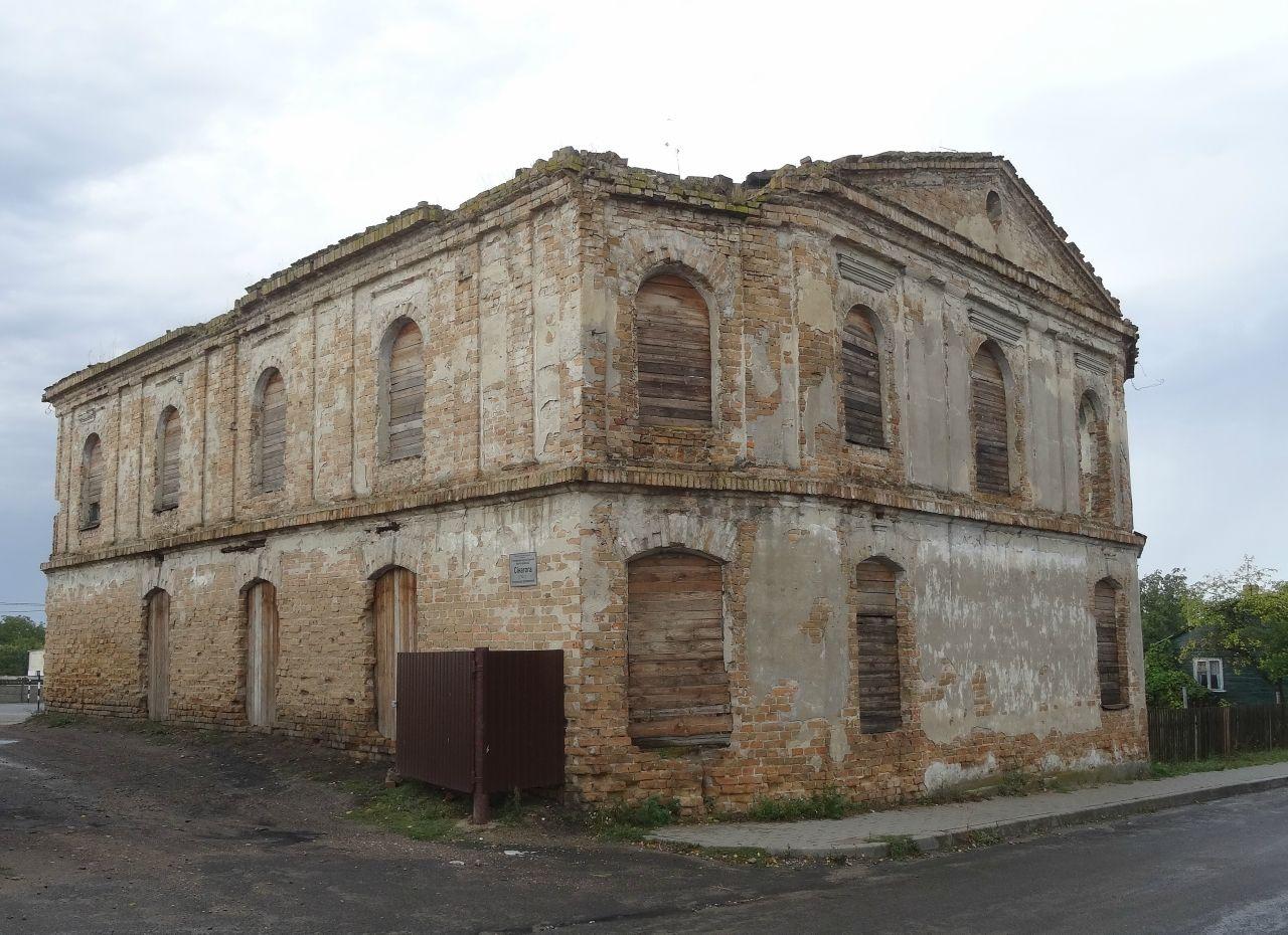 Здание синагоги (Ошмяны)