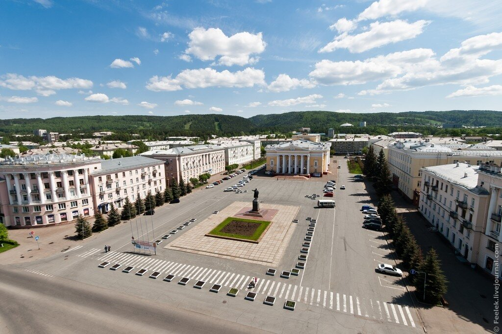 Площадь Ленина (Железногорск)
