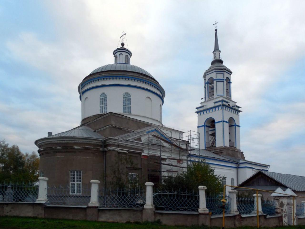 Церковь Иконы Божией Матери Казанская (Можга)