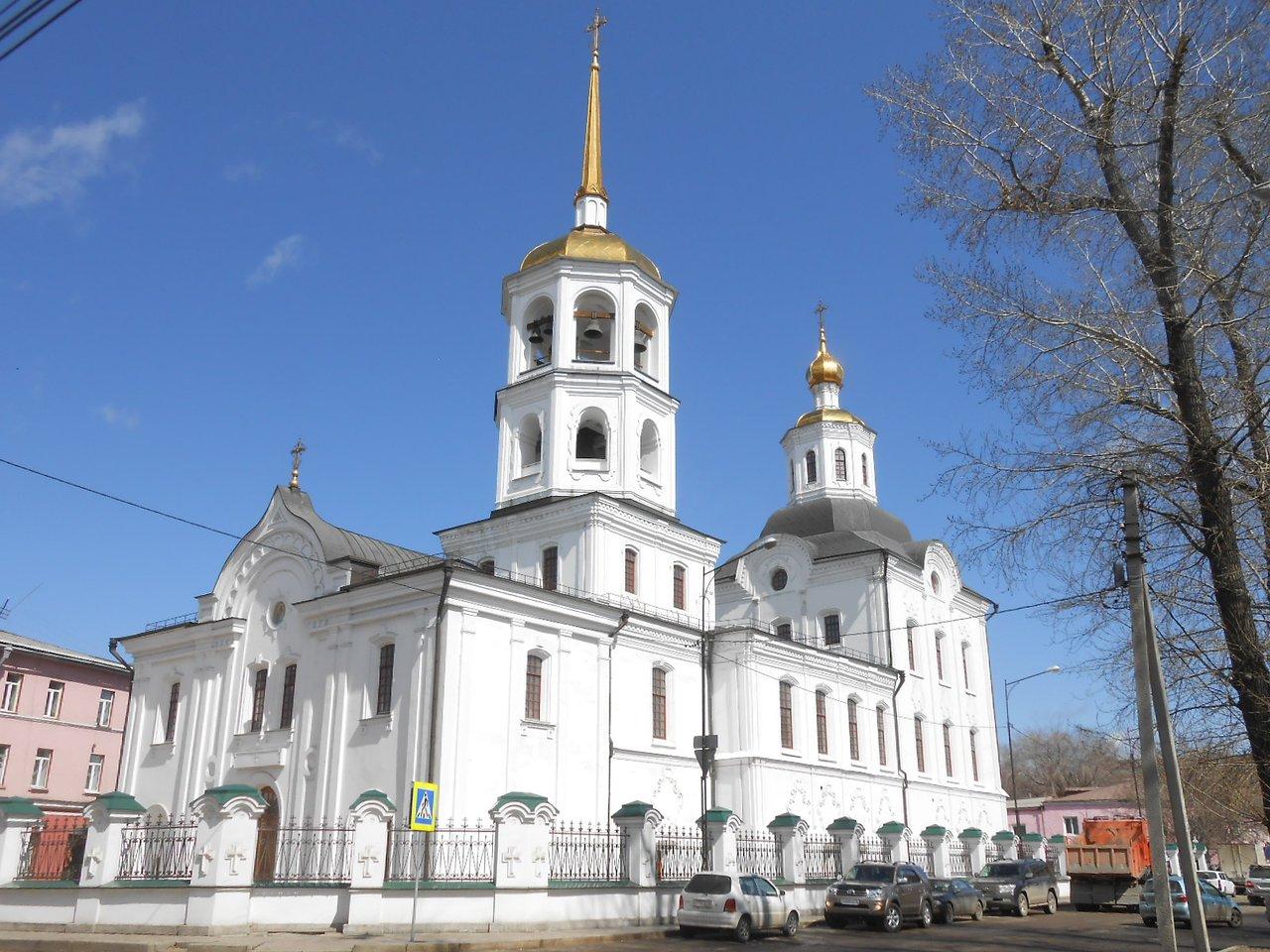Церковь Михаила Архангела (Иркутск)