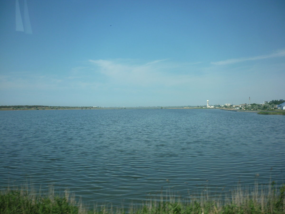 Сакское озеро (Саки)