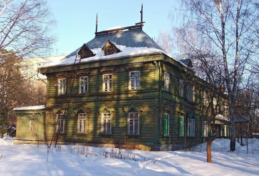 Дача Струковых (Пушкино)