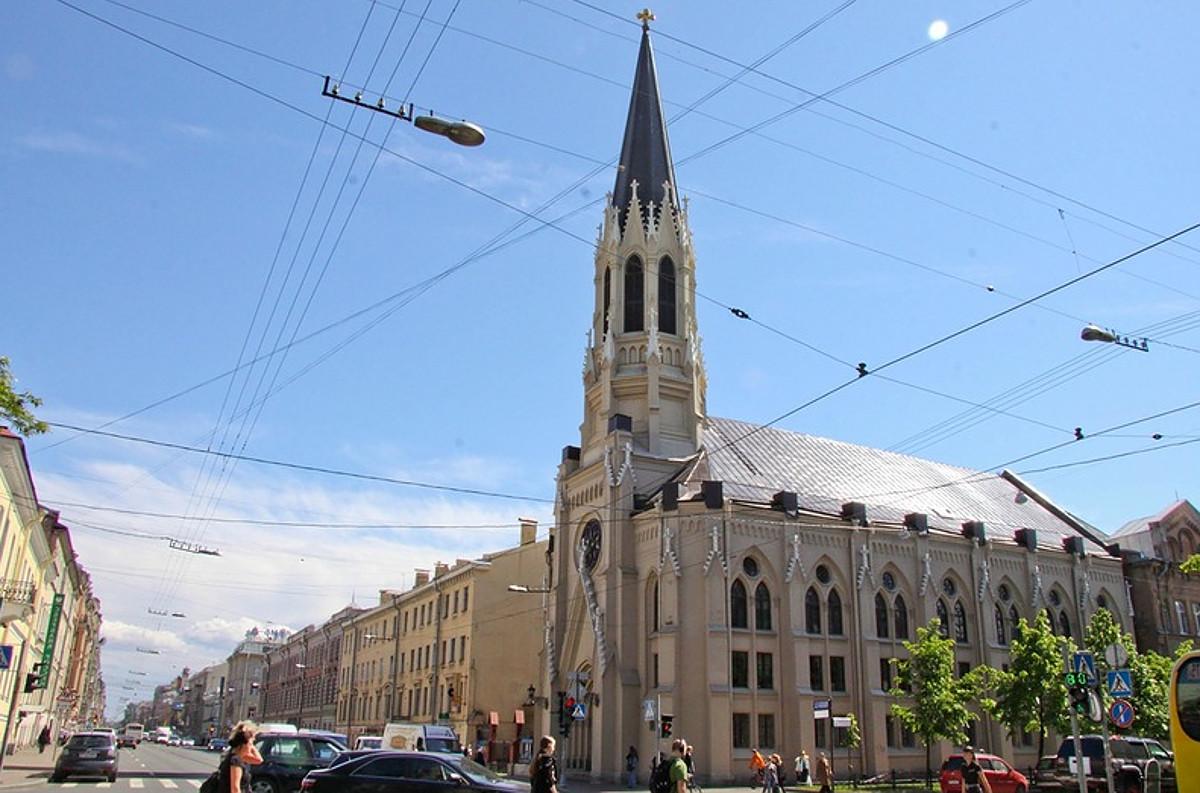 Лютеранский собор Святого Михаила (Санкт-Петербург)