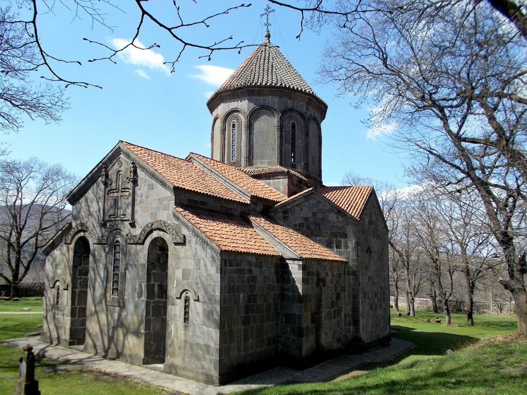 Церковь в Манглиси (Грузия)