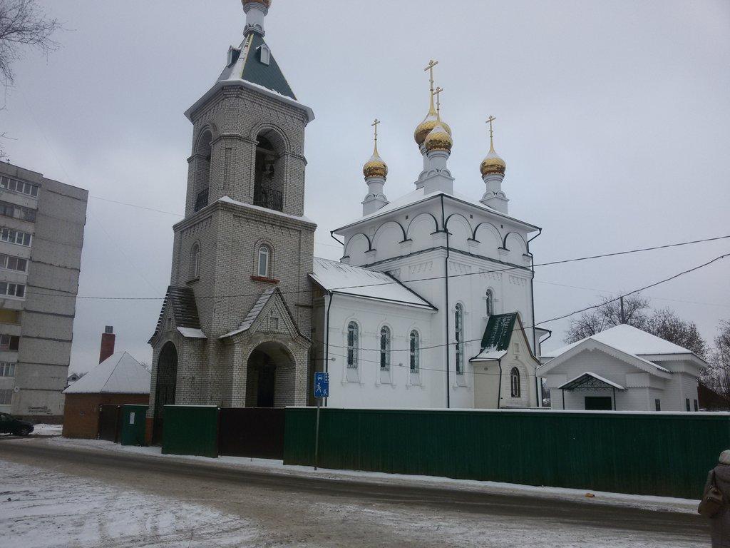 Храм Рождества Богородицы (Павловский Посад)
