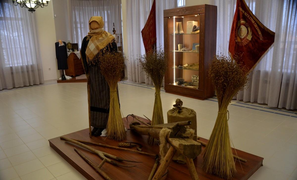 Краеведческий музей имени Родионовой в здании больницы (Нерехта)