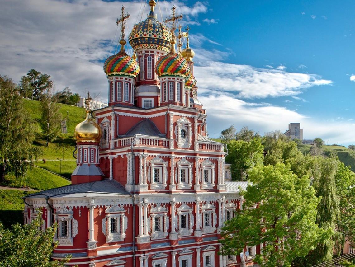 Рождественская (Строгановская) церковь (Нижний Новгород)