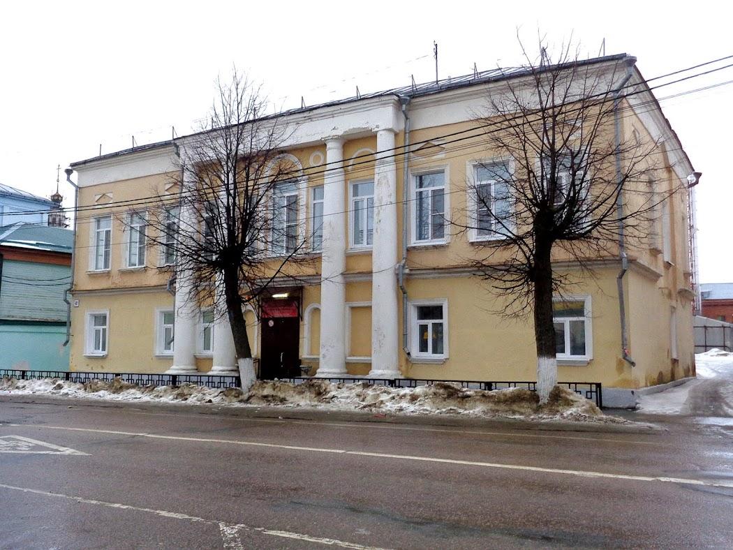 Дом купца Иванова (Зарайск)