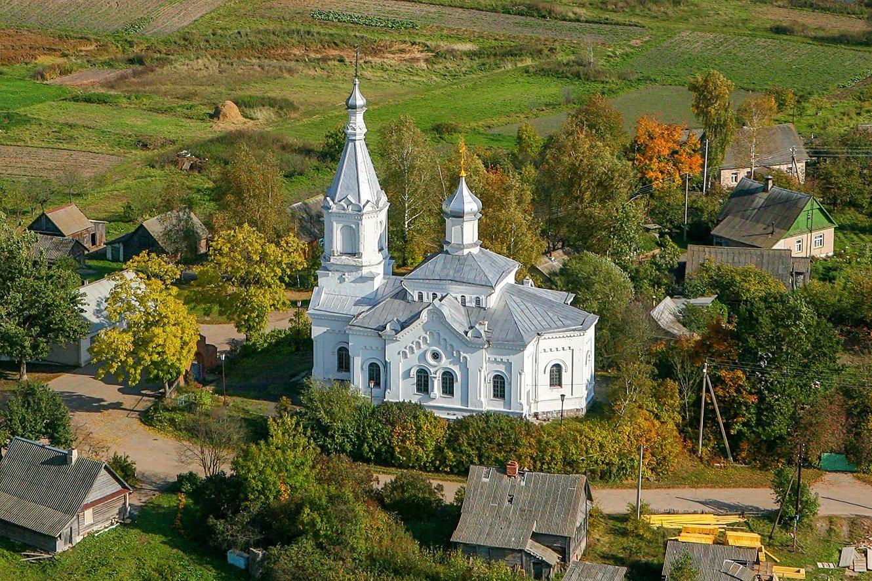 Церковь Николая Чудотворца (Иказнь) (Браслав)