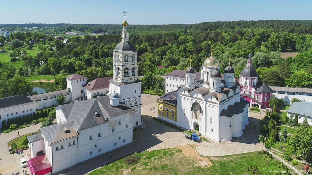 Свято-Пафнутьев Боровский монастырь (Боровск)