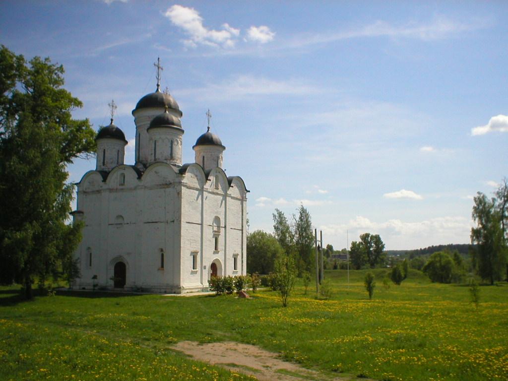 Памятник природы «Микулино Городище» (Лотошино)