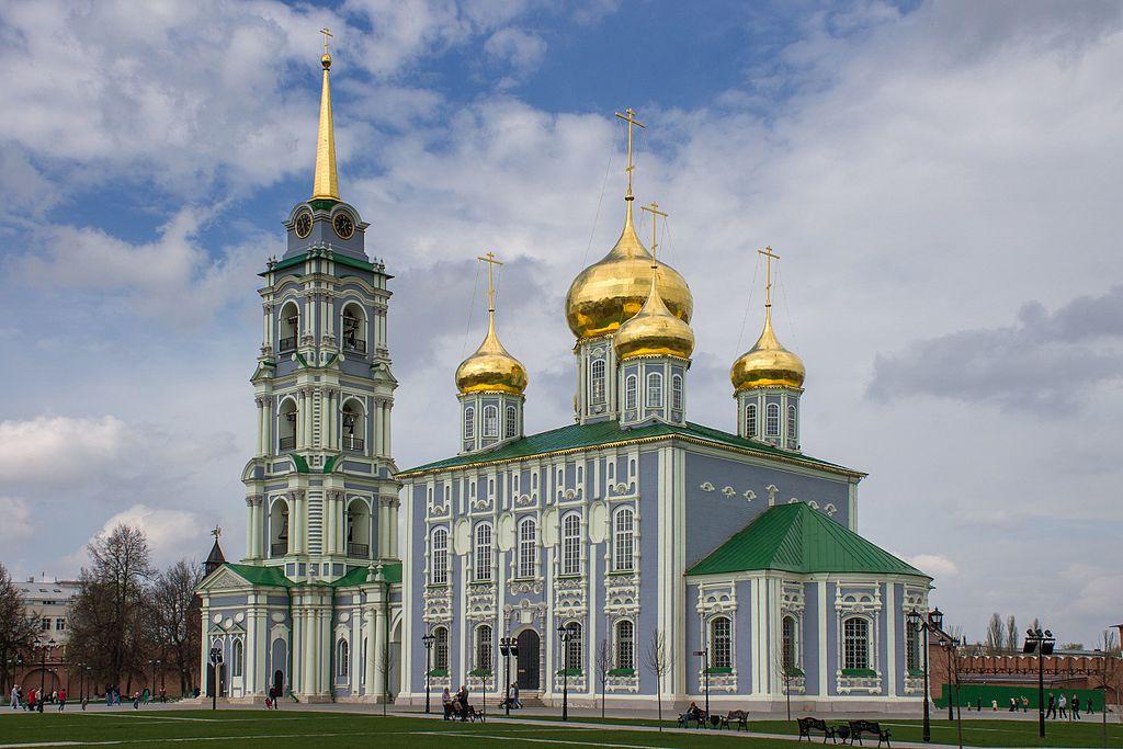 Успенский собор в Кремле (Тула)