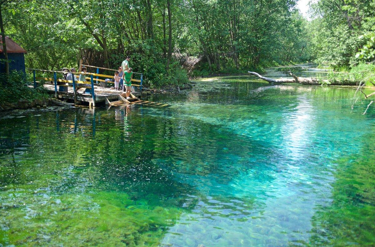Голубое озеро (Казань)