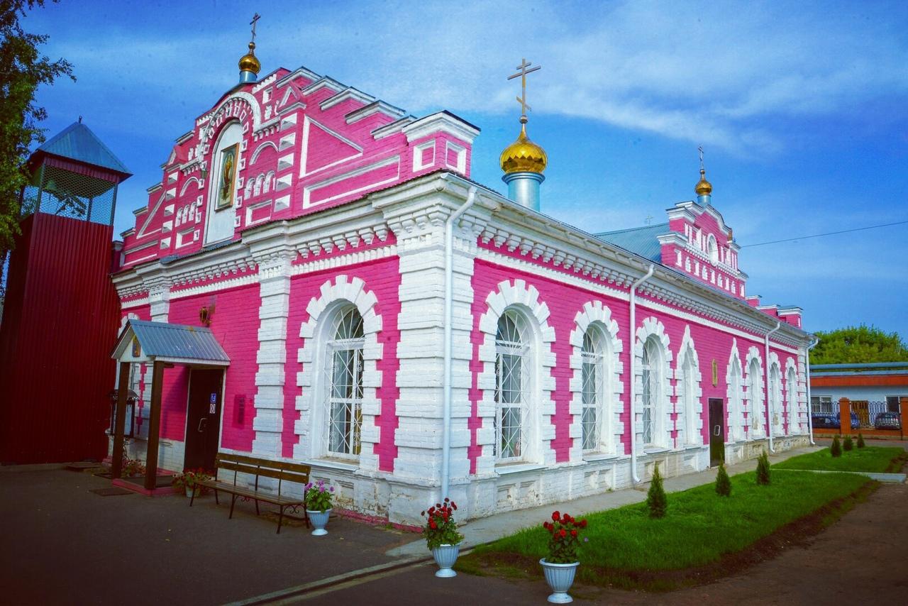 Михаило-Архангельский храм (Можга)