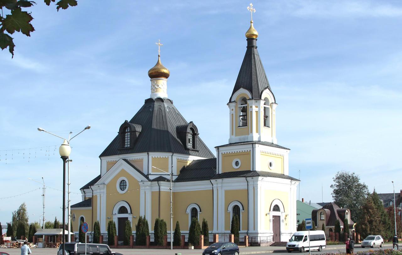 Собор Успения Пресвятой Богородицы (Речица)