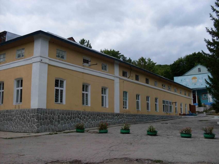 Бывший Черемшанский монастырь (Хвалынск)