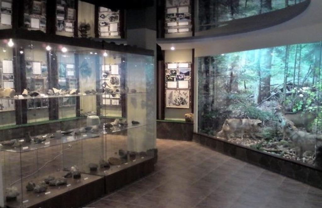 Музей природы Сочинского национального парка (Мацеста)