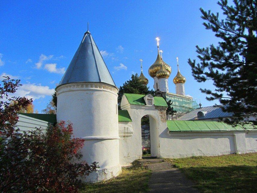 Троице-Сыпанов женский монастырь (Нерехта)