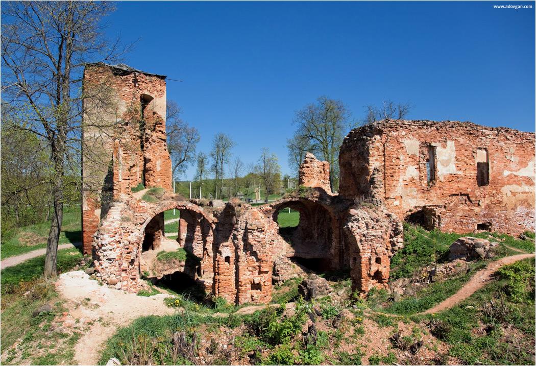 Гольшанский замок (Ошмяны)