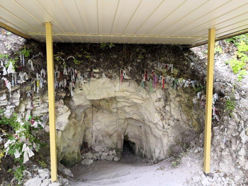Пещера монаха (Хвалынск)