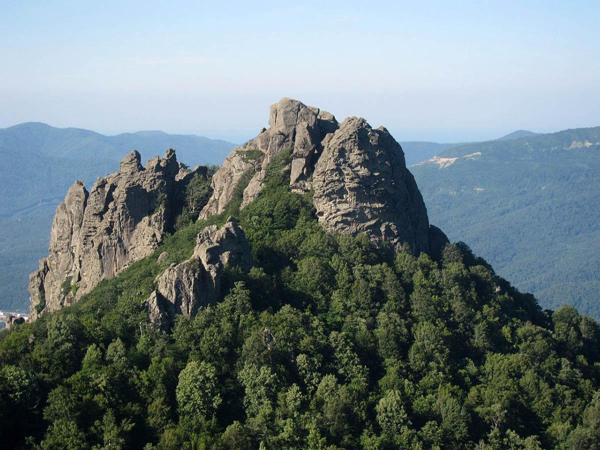 Пещеры горы Индюк (Туапсе)