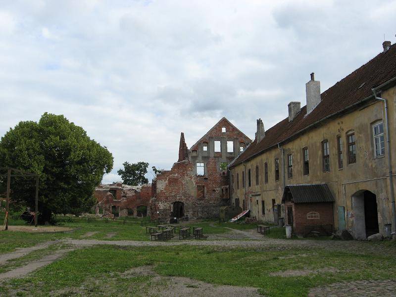 Замок Инстербург (Черняховск)