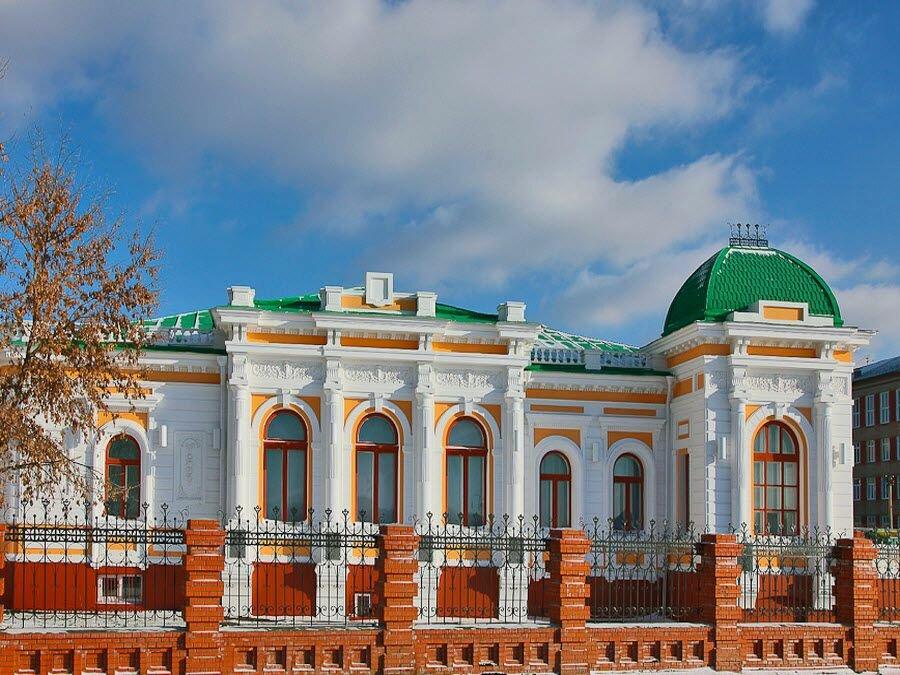 Дом Батюшкина (Омск)