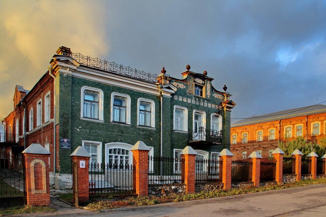 Талдомский историко-литературный музей (Талдом)
