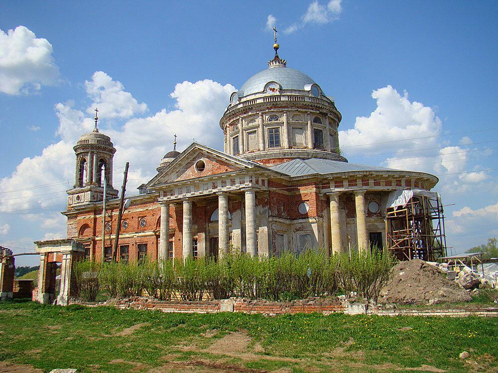 Свято-Духовская церковь (Шкинь) (Коломна)
