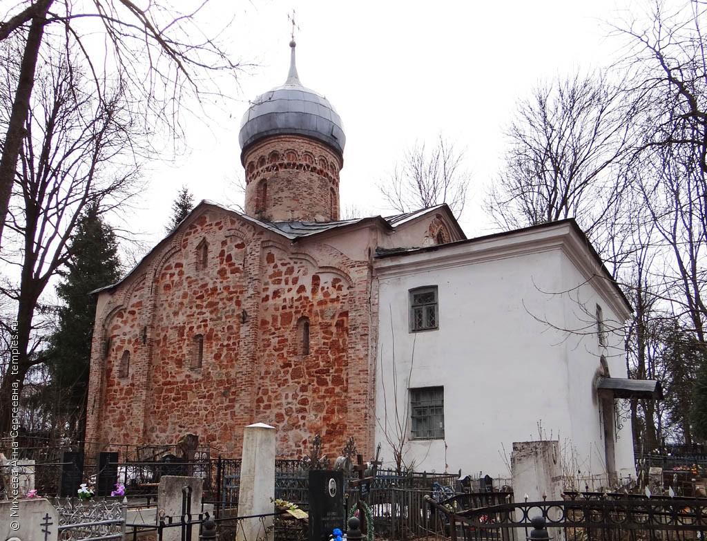 Церковь Рождества Христова на Красном поле (Великий Новгород)