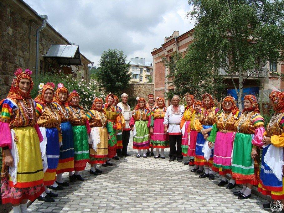 Этнодеревня некрасовских казаков (Ставропольский край)