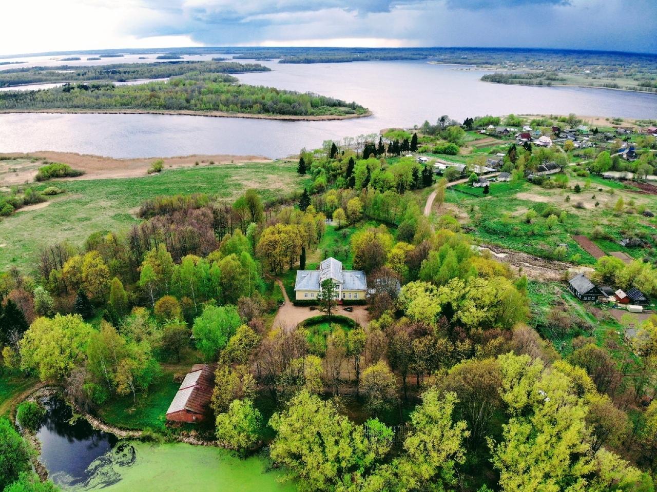 Музей-усадьба М. П. Мусоргского (Псковская область)