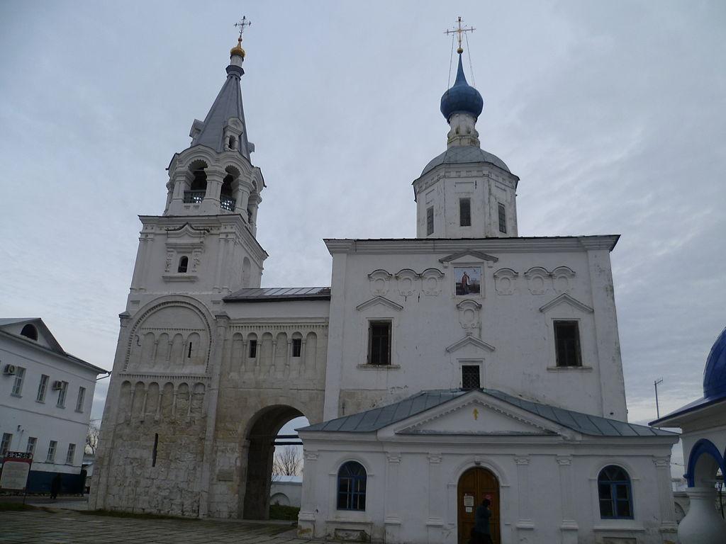 Палаты Андрея Боголюбского (Боголюбово)