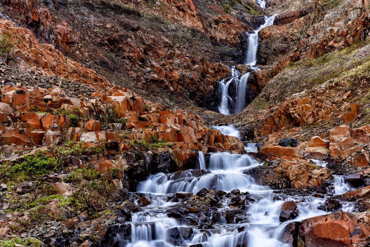 Ущелье «Красные камни» (Норильск)