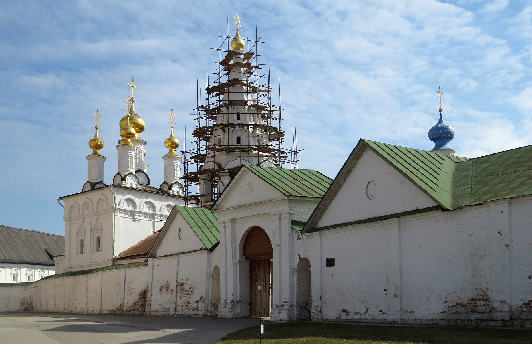 Спасский монастырь (Рязань)