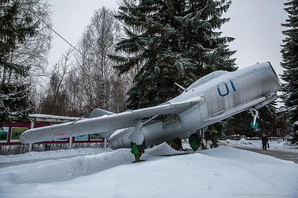 Выставка военной техники (Луховицы)